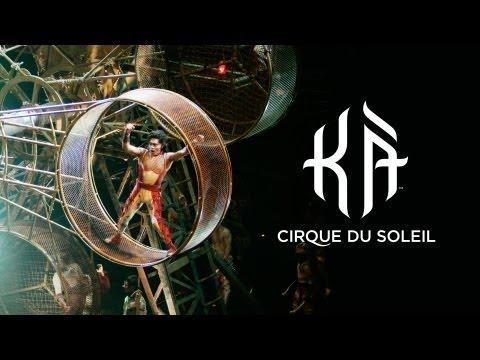 Trailer KÀ from Cirque du Soleil