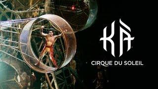 KÀ From Cirque Du Soleil - Official Preview