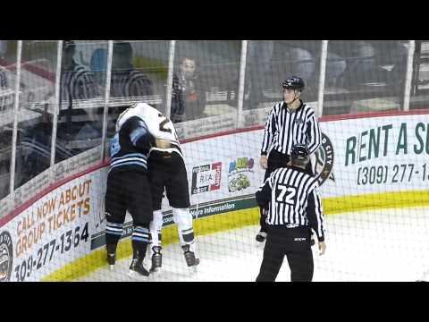Jordan Lane vs. Tyler Barr