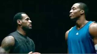 FULL VERSION: McDonald's Commercial with LeBron James and Dwight Howard