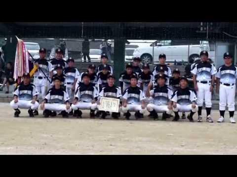 勝山・犀川中学校地区大会2015