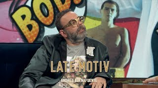 "LATE MOTIV - Bob Pop. ""Piso Piloto"" 
