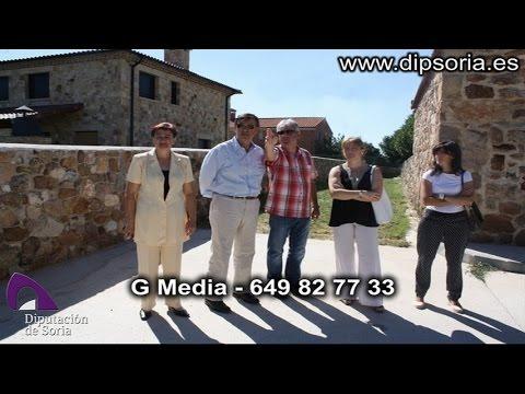 Vídeo de la visita institucional a ambas localidades.
