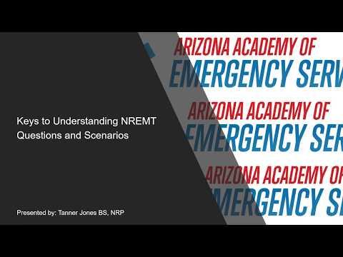 Keys to Understanding NREMT Questions