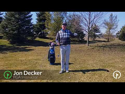 Club Selection When Hitting from Uphill Lie