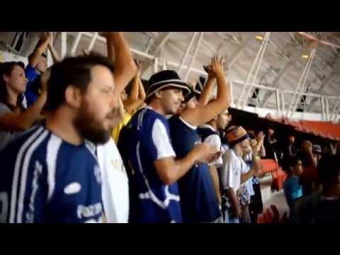 """""""OS FARRAPOS - Inter 4 - 4 SÃO JOSÉ  / Gauchão 2015"""" Barra: Os Farrapos • Club: São José"""