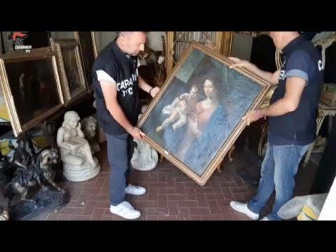 Ιταλία: «Επιχείρηση Αντίκα»
