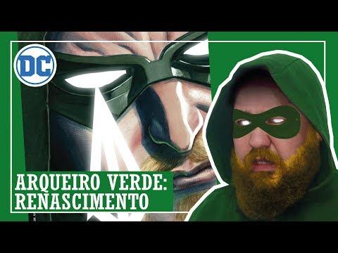 ARQUEIRO VERDE   DC RENASCIMENTO - Volume 1