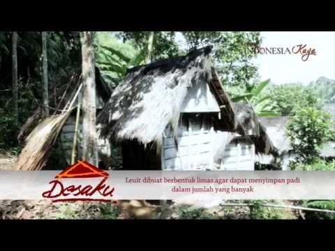 Desaku Episode Baduy - Desa Kanekes
