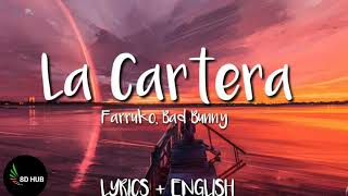 Farruko, Bad Bunny   La Cartera (Letra  Lyrics  English Version  BASS BOOSTED) English Translatio