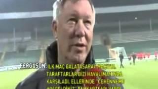 Alex Ferguson Galatasaray Maçını Hala Unutamıyor