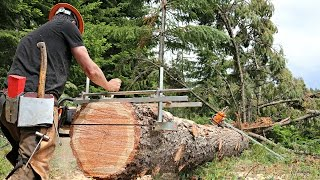 Amazing Chainsaw Mill - Granberg