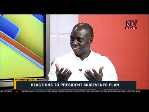MP Muhammad Nsereko responds to the State of the Nation address   MORNING AT NTV