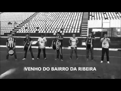 """""""M90 - Bairro da Ribeira"""" Barra: Movimento 90 • Club: ABC"""