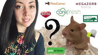 What's the best hamster bedding!?