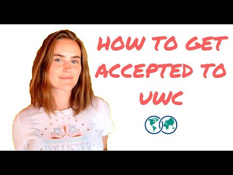 UWC Application Tips & Tricks // how to get into uwc