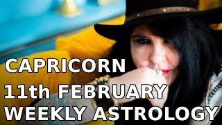 capricorn weekly horoscope february 18 2019 - Kênh video
