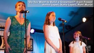 """""""Do you Want to Build a Snowman?"""" from Disney's Frozen by Patti Murin, Katie Lopez, Annie Lopez"""