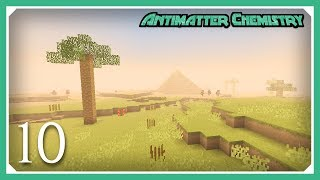 Antimatter Chemistry | Drop Of Evil & Mob Farm! | E07