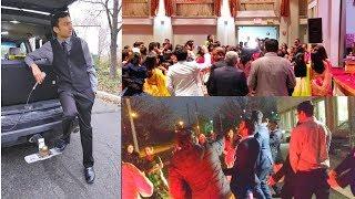 Best Indian Wedding Baraat In USA !!
