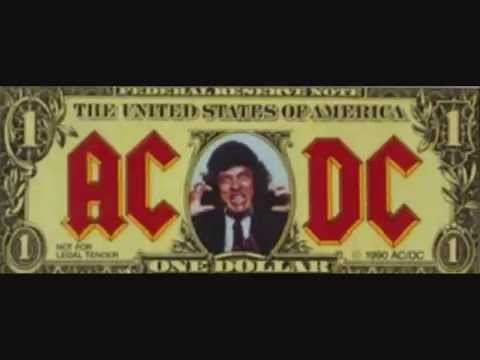 Moneytalks (1990) (Song) by AC/DC