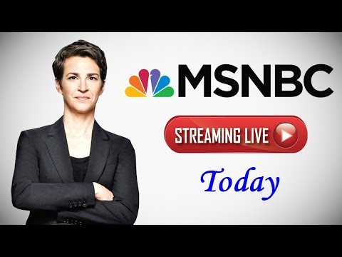 MSNBC Live Stream Today - The Rachel Maddow Show 12/09/2017