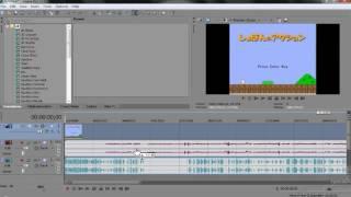 [Sony Vegas Pro11]เทคนิค การตัดต่อวิดีโอเบื้องต้น