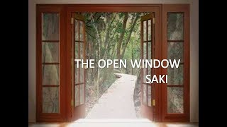 GeneralEnglishThe open window