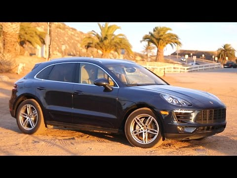2015 Porsche Macan Review - Kelley Blue Book