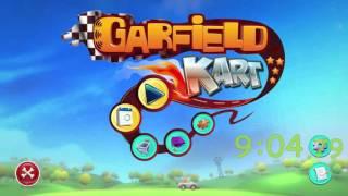 Garfield Kart (All Cups 50cc): 42:03