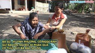 Trao Quà Từ Thiện đến Tặng Người Nghèo Có Hoàn Cảnh Khó Khăn Neo đơn | Cuộc Sống Quê Miền Tây