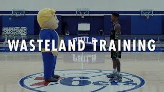 Fallout 76 - Wasteland Training w/ Markelle Fultz