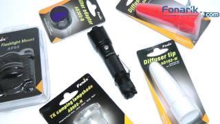 Fenix TK15 - відео 2