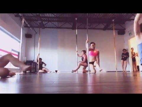 Sia - My Love (Eclipse Soundtrack)_ dance cover_ Michelle Wu( 钢管 ...