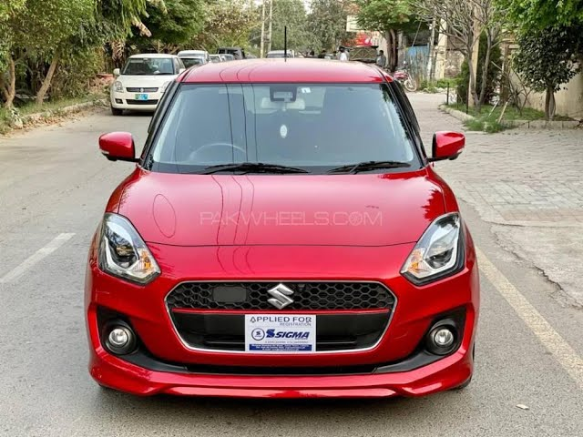 Suzuki Swift RS 1.0 2017 for Sale in Lahore