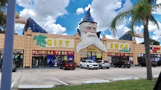 Memories On Hwy 192 In Kissimmee Florida - Places I Lived & Worked / Closed Roadside Attractions