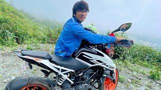 Bike kharab Hogyi 😕 Pahad Pe