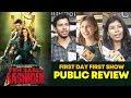 Yeh Saali Aashiqui PUBLIC REVIEW | Vardhan Puri, Shivaleeka Oberoi