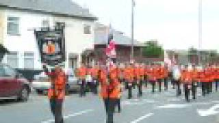 preview picture of video '(G) Ballynarrig, Pride of Orange F.B  Limavady 12th July 2008 (4)'