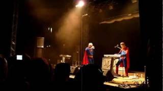 S.P.O.C.K - E-lectric+Intro (live WGT 2010)