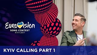 Kyiv Calling Part 1: Backstage at the Eurovision Song Contest