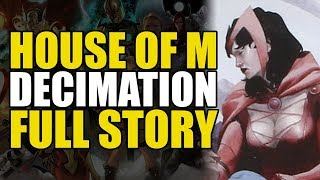 Download Video Scarlet Witch Eliminates All Mutants (X-Men: Decimation Full Story) MP3 3GP MP4