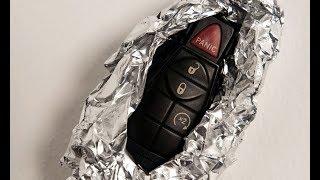 Все водители НАЧАЛИ МАССОВО заворачивать свои КЛЮЧИ от машины в фольгу