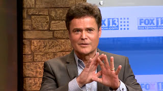 Extended Interview: Donny Osmond on 3 Questions with Bob Evans