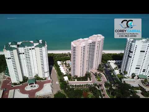 Bay Colony Brighton Naples Florida 360 degree video fly over