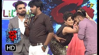 Sudheer | Rashmi | Hemanth | Varshni | Funny Joke | Dhee 10 |  7th  March 2018| ETV Telugu