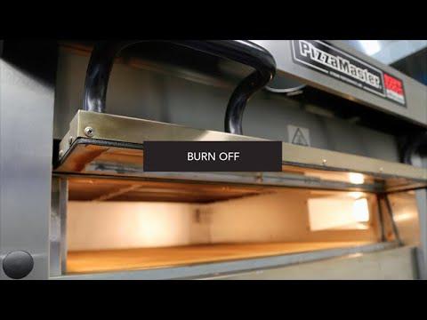 PizzaMaster Training Video 2 - Burn Off