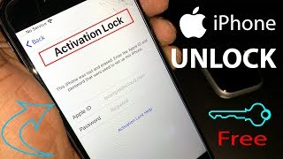 It's {1000% Possible} Unlock Activation iCloud Locked iPhone X/8/7/6/6s/5s/SE/5c/5/4s