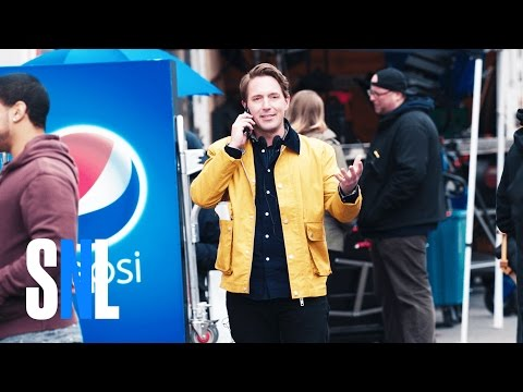 Pepsi Commercial - SNL
