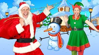 Alphabet Christmas - ABC Christmas Song for Kids 🎄 Learn the alphabet and phonics this Christmas